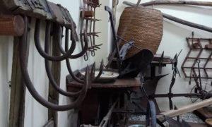 il museo degli antichi mestieri a Dipignano