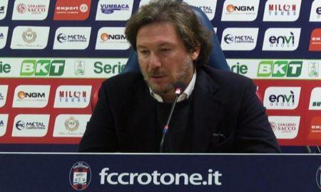 Calcio-Crotone-Stroppa