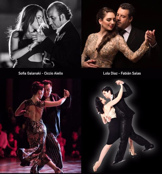 Cosenza International Tango Festival