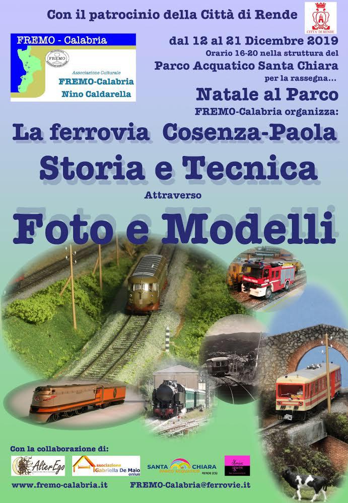 La ferrovia Cosenza - Paola