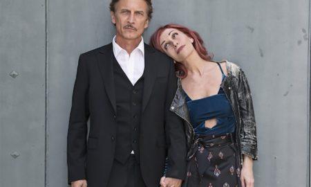 Cesare Bocci e Tiziana Foschi