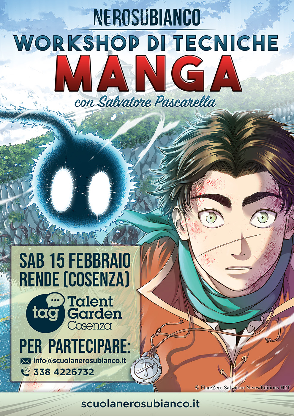 workshop manga