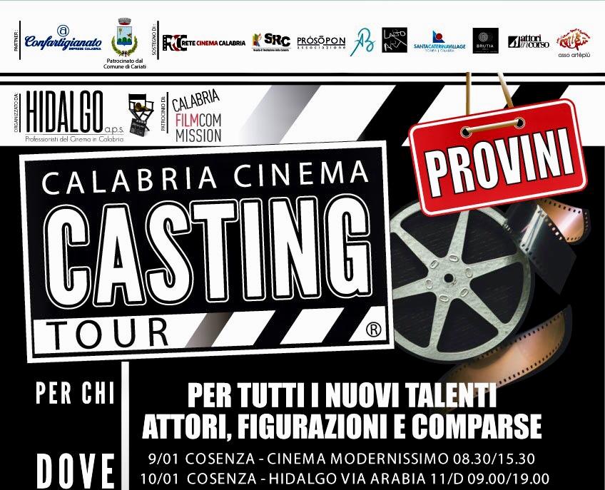 Calabria Cinema Casting