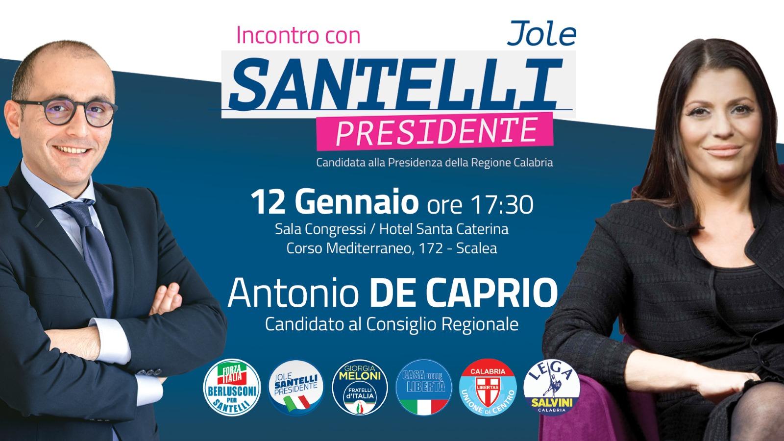 De Caprio - Santelli