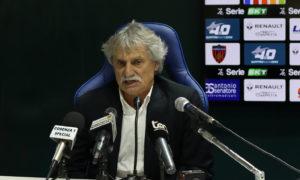 Pillon dopo Livorno - Cosenza