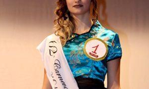 Diana Nicoletti - Madrina Carnevale Castrovillari