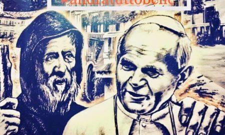 San Francesco-Giovanni Paolo II