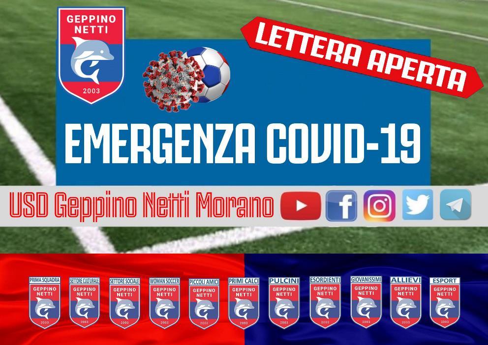 Foto Lettera aperta Geppino Netti