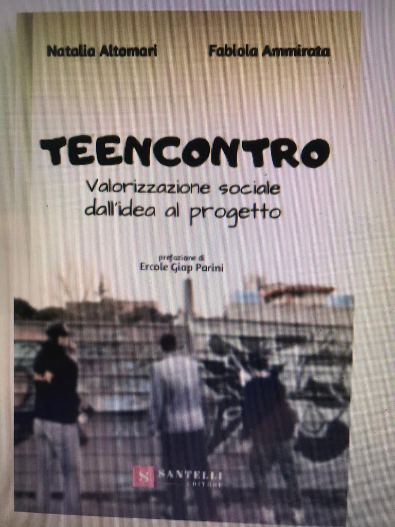 copertina Teencontro