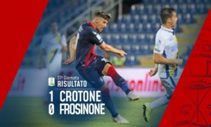 Crotone-Frosinone