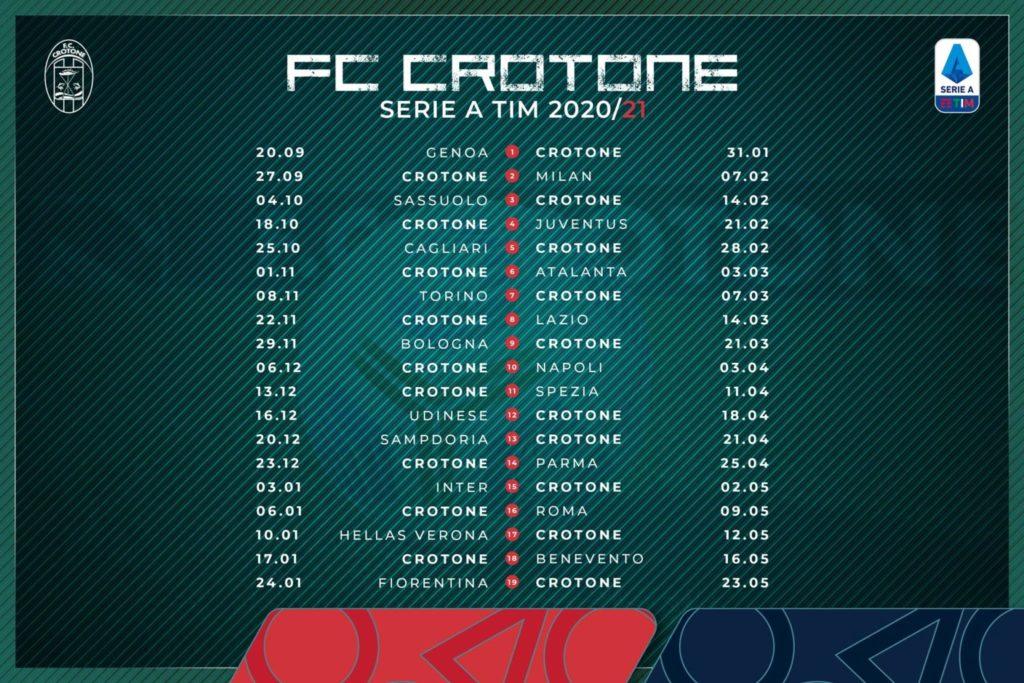 Calendario-Crotone