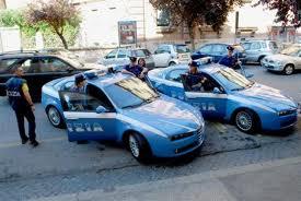 auto di polizia