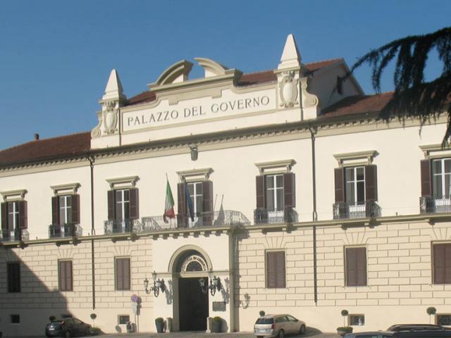 cosenza palazzo provincia