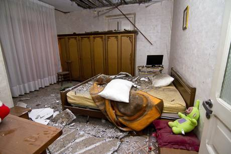 terremoto pollino
