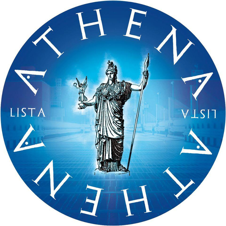 Logo della lista Athena