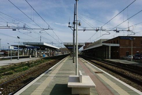 Stazione ferroviaria lamezia terme centrale
