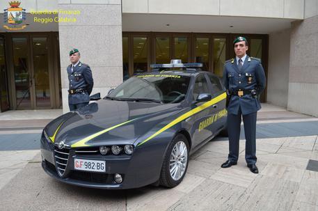 Guardia di finanza di Reggio Calabria