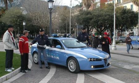 arrestato - poliziotti