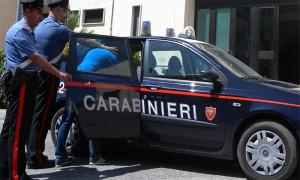 carabinieri rapina