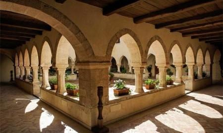 Chiostro del Convento di Sant'Umile (Bisignano)