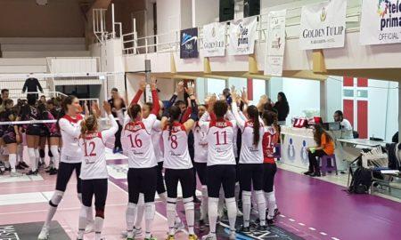 Volley Soverato a Caserta