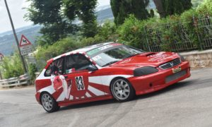 Gabry Driver (Kronoracing, Honda Civic #83)