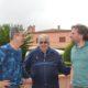 Da dx a sx, Ninni De Nicolo, Pippo Callipo e Nico Agricola