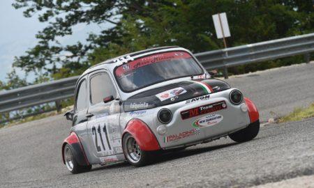Mercuri Angelo Alessandro (New Generation racing, Fiat 500 #211)