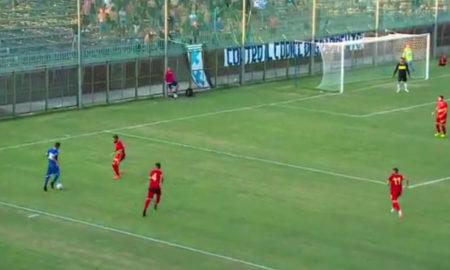 Coppa Italia Paganese - Catanzaro