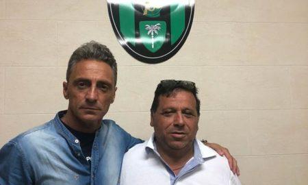 Corrado Del Giudice e Fortunato Spataro