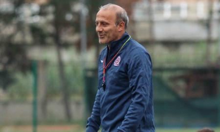 Stranges allenatore Morrone