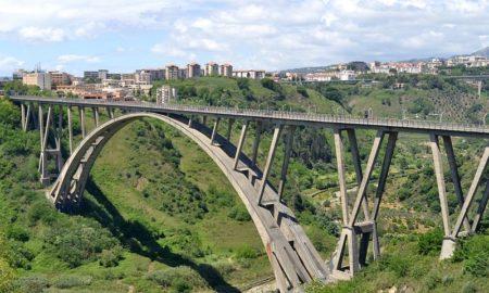Viadotto Bisantis Catanzaro