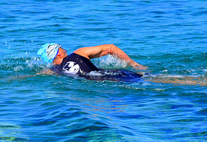 Nuoto di fondo