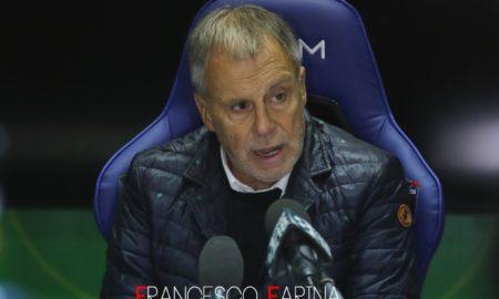 Piero Braglia, allenatore del Cosenza