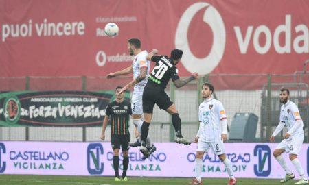 Venezia - Cosenza (foto sito ufficiale)