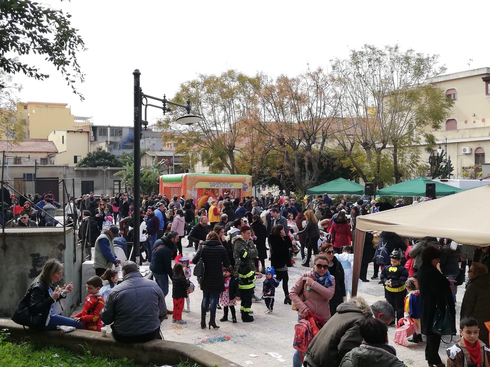 Carnevale di Villa San Giovanni