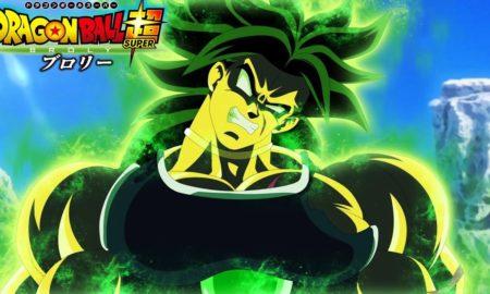 Dragon Ball Super Broly