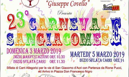 Carnevale Sangiacomese