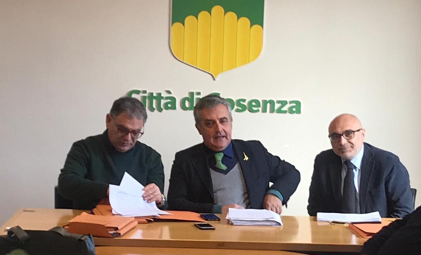 Commissione Ambiente Cosenza