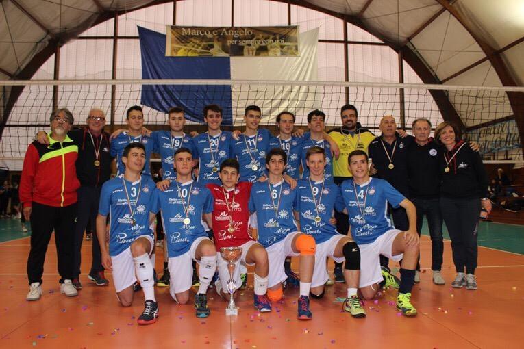 Luck volley Reggio