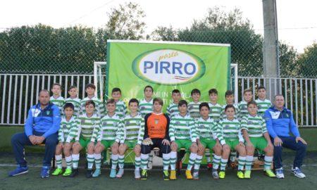 Pulcini Sporting Club Corigliano Titolo Regionale 2019