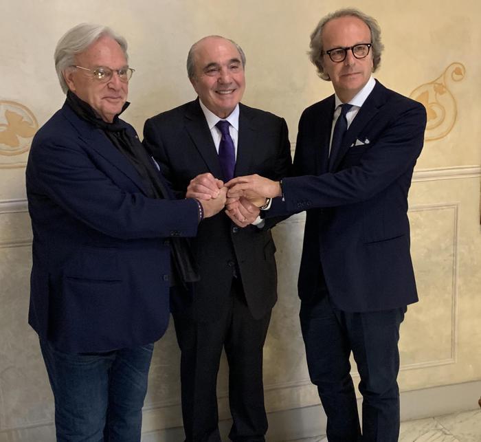 Calcio: Commisso e' il nuovo proprietario Fiorentina