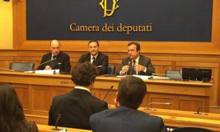 Conferenza camera dei deputati Forum KOSE CONCRETE