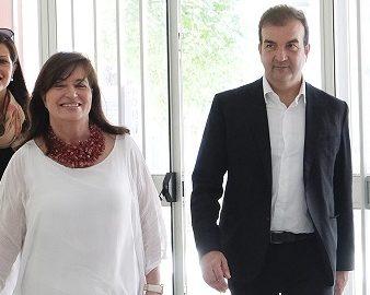 Elena Mittembergher e Sindaco Occhiuto
