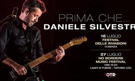 Locandina Daniele Silvestri a Cosenza_16 luglio 2019