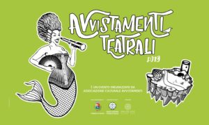 Banner - Avvistamenti Teatrali 2019