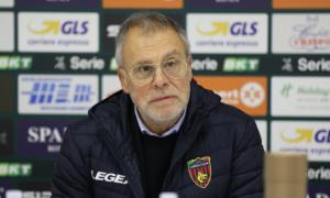 Piero Braglia dopo Cosenza - Juve Stabia