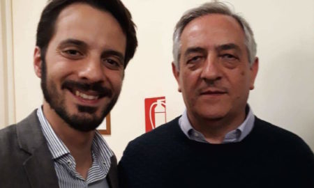 Vincenzo Sofo e Pietro Molinaro