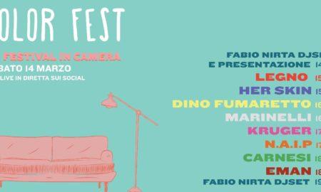 Color Fest - Un Festival in Camera