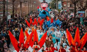 sfilata-Carnevale di Castrovillari